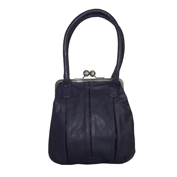 Annecy Bag Midnight Blue Washed Sticksandstones Tasche Dunkelblau