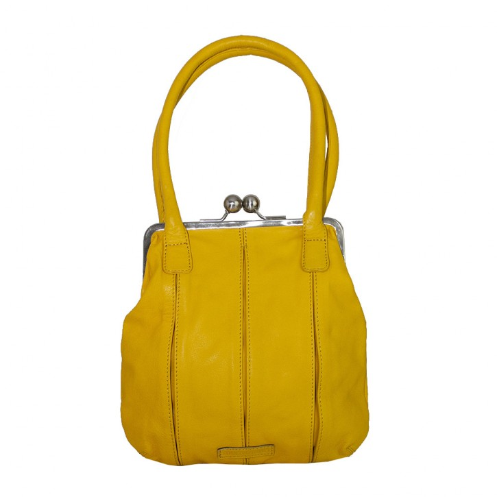 Annecy Bag Yellow Washed Sticksandstones Tasche Gelb