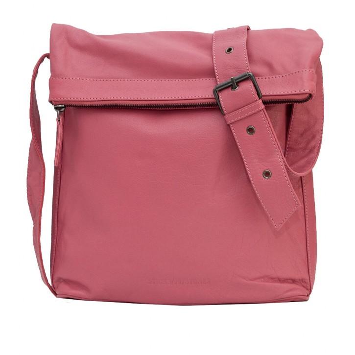 Flap Bag Millenium Pink Washed Sticksandstones Tasche Rosa