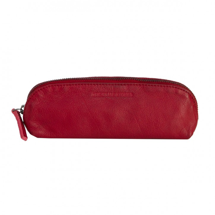 Kyoto Pencil Case Cherry Red Washed Sticksandstones Federtasche Rot