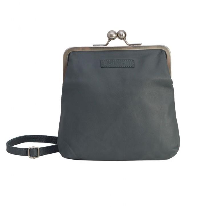 Le Marais Bag Dark Slate Washed SticksandStones Tasche Grau