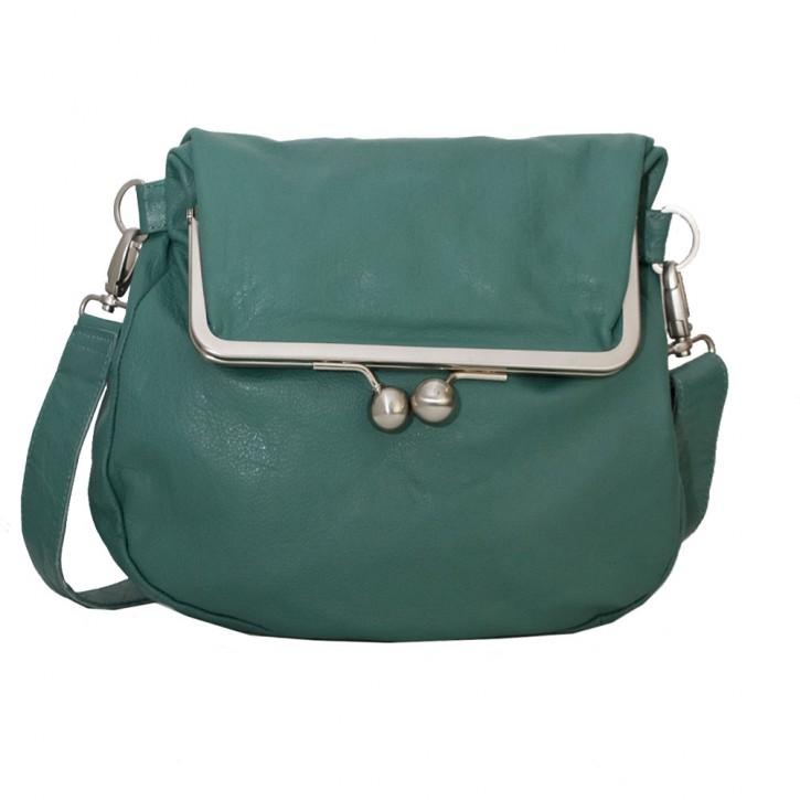 Lido Bag Green Spruce Washed Sticksandstones Tasche Fichtengrün