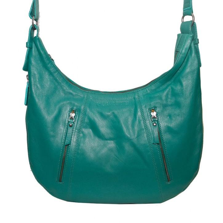Mondello Bag Emerald Green SticksandStones Tasche Smaragdgrün