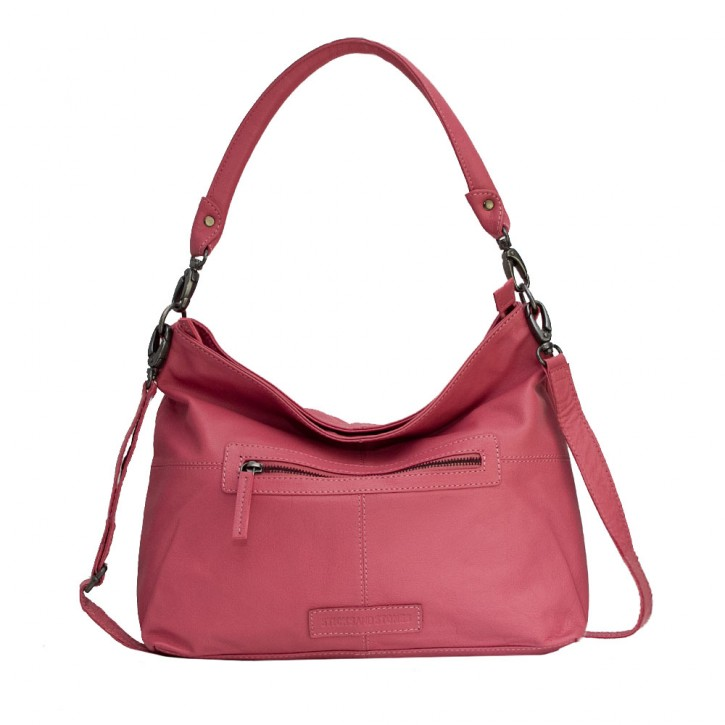 Paris Bag Millenium Pink Washed SticksandStones Tasche Rosa