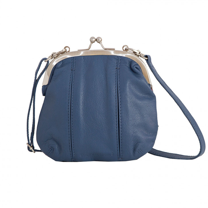 Ravenna Bag Denim Blue Washed Sticksandstones Tasche Jeansblau