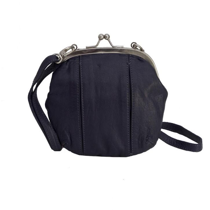 Ravenna Bag Midnight Blue Washed Sticksandstones Tasche Dunkelblau