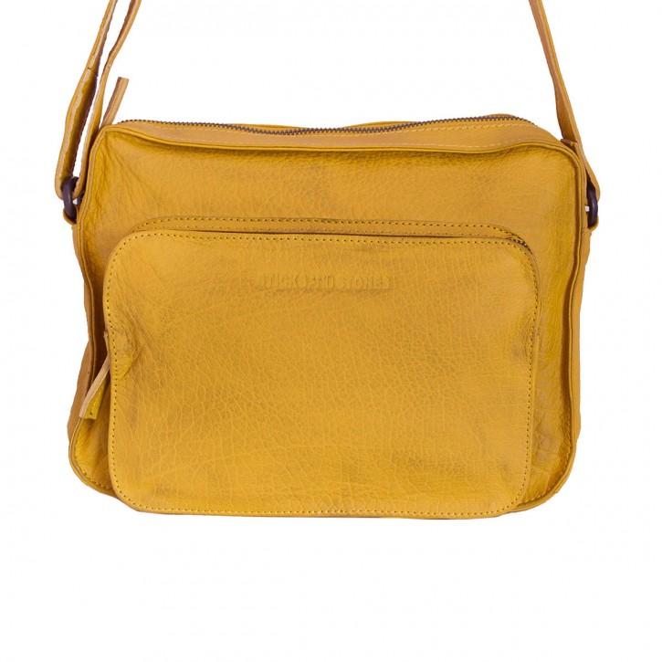 San Telmo Bag Honey Yellow Washed Sticksandstones Tasche Gelb