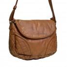 Salta Bag Cognac Washed Sticksandstones Tasche Braun