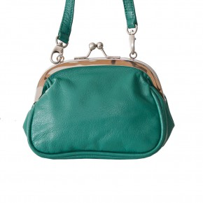 Alba Bag Emerald Green Sticksandstones Tasche Smaragdgrün