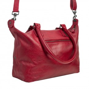 Atlanta Bag Bag Cherry Red Washed Sticksandstones Tasche Rot