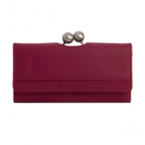 Berlin Wallet Mulberry Red Wahed Sticksandstones Portemonnaie Fuchsia