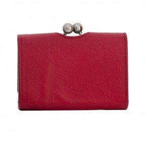 Biarritz Wallet Red Washed Sticksandstones Portemonnaie Rot