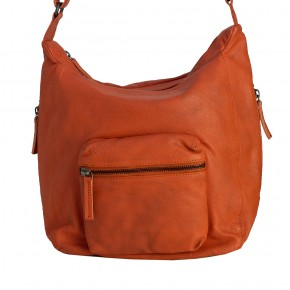 Calgary Bag Burnt Brick Washed SticksandStones Tasche Orange