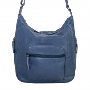 Calgary Bag Denim Blue Washed SticksandStones Tasche Jeansblau