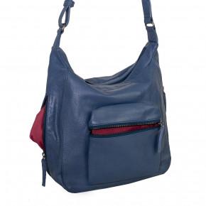 Calgary Bag Denim Blue Washed SticksandStones Tasche Jeansblau
