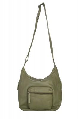 Calgary Bag Ivy Green Washed SticksandStones Tasche Olive