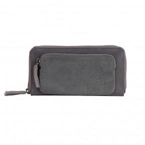 California Wallet Light Grey Washed Sticksandstones Portemonnaie Grau