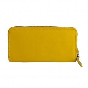 California Wallet Yellow Washed Sticksandstones Portemonnaie Gelb