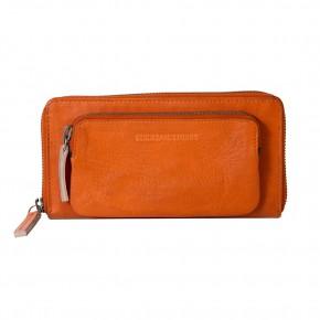 California Wallet Pumpkin Washed Sticksandstones Portemonnaie Orange