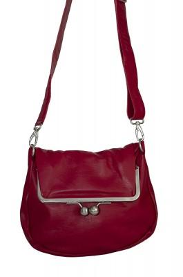 Cannes Bag Red Washed Sticksandstones Tasche Rot