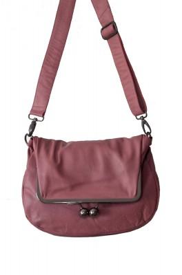 Cannes Bag Vintage Pink Washed Sticksandstones Tasche Altrosa