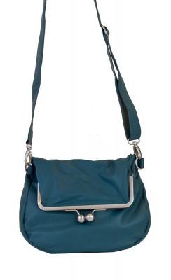 Cannes Bag Teal Sticksandstones Tasche Blaugrün
