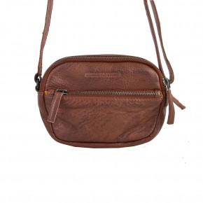 Capri Bag Cognac Washed Sticksandstones Tasche Braun