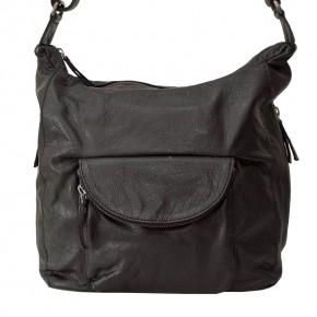 Cordoba Bag Black Washed Sticksandstones Tasche Schwarz