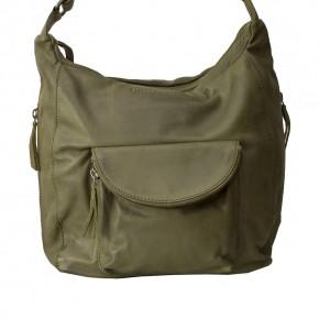 Cordoba Bag Ivy Green Washed Sticksandstones Tasche Olive