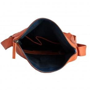 Flap Bag Burnt Brick Washed Sticksandstones Tasche Orange