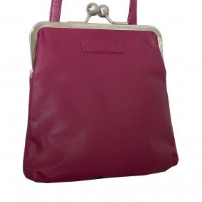 Le Marais Bag Mulberry Red Washed SticksandStones Tasche Fuchsia