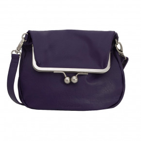 Lido Bag Deep Purple Washed Sticksandstones Tasche Dunkellila