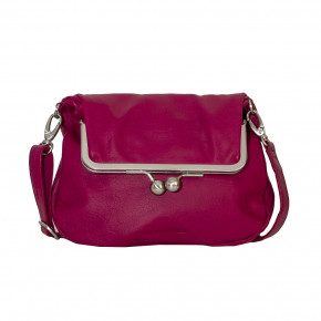 Lido Bag Mulberry Red Washed Sticksandstones Tasche Fuchsia