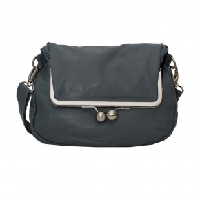 Lido Bag Dark Slate Washed Sticksandstones Tasche Grau