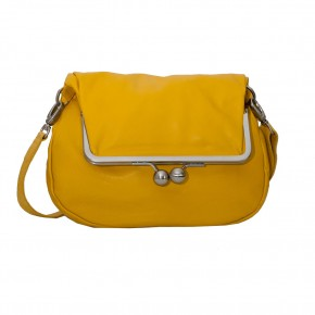 Lido Bag Yellow Washed Sticksandstones Tasche Gelb