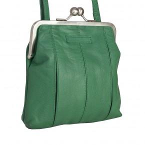 Luxembourg Bag Cactus Green Washed SticksandStones Tasche Grün