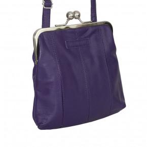 Luxembourg Bag Depp Purple Washed SticksandStones Tasche Lila