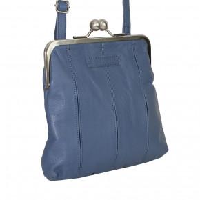 Luxembourg Bag Denim Blue Washed SticksandStones Tasche Jeansblue