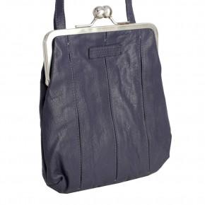 Luxembourg Bag Midnight Blue Washed SticksandStones Tasche Dunkelblau