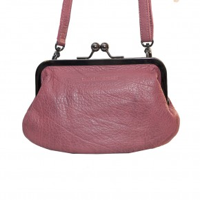 Malaga Purse Vintage Pink Washed Sticksandstones Tasche Altrosa