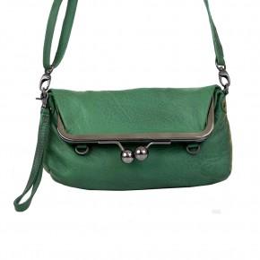 Monaco Bag Apple Green SticksandStones Tasche Grün