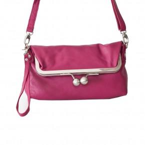 Monaco Bag Raspberry Pink SticksandStones Tasche Pink