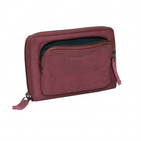 Montana Wallet Vintage Pink Washed Sticksandstones Portemonnaie Altrosa