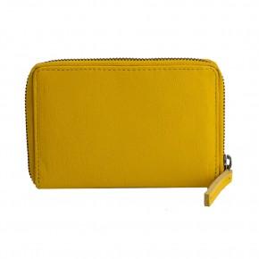 Montana Wallet Yellow Washed Sticksandstones Portemonnaie Gelb