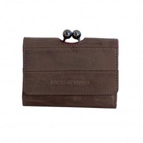 Napoli Wallet Sparrow Washed Sticksandstones Portemonnaie Schlamm