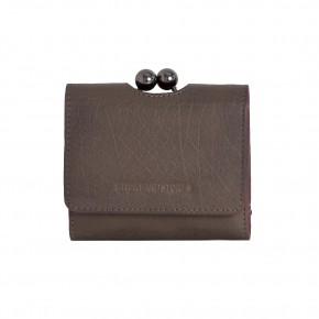 New York Wallet Sparrow Washed Sticksandstones Portemonnaie Schlamm