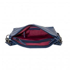 Paris Bag Denim Blue Washed SticksandStones Tasche Jeansblau