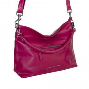 Paris Bag Mulberry Pink Washed SticksandStones Tasche Fuchsia