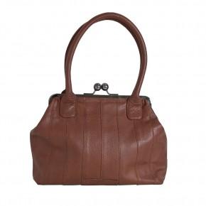 Ravello Bag Cognac Washed Sticksandstones Tasche Braun