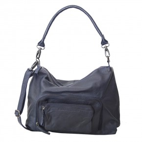San Diego Bag Dark Blue Washed Sticksandstones Tasche Dunkelblau